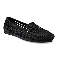 Skechers BOBS Luxe Sprinkle Women's Slip-On Flats