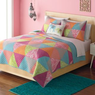 Home Classics® Avery Statements Reversible Quilt