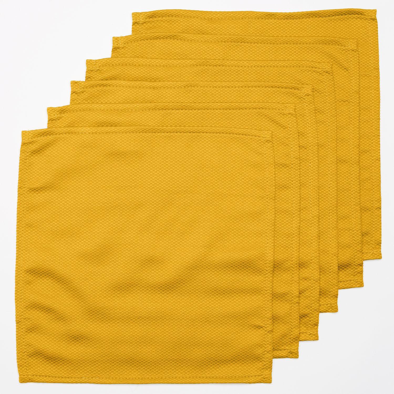 Rachael Ray Cucina Diamond Microfiber Dish Towel 6 Pk.