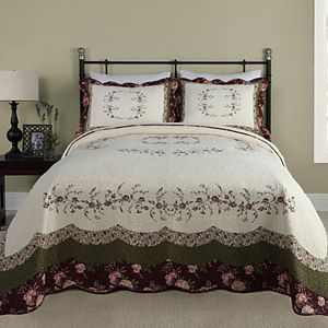 Modern Heirloom Brooke Quilted Bedspread