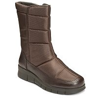 A2 by Aerosoles Thermal Women's Water Resistant Quilted Winter Boots