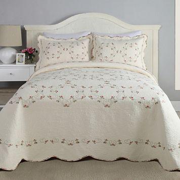 Peking Felisa Quilted Bedspread