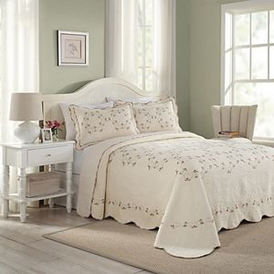 Modern Heirloom Felisa Quilted Bedspread