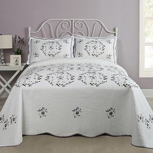 Modern Heirloom Gwen Quilted Bedspread