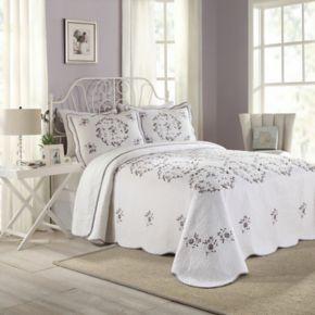 Peking Gwen Quilted Bedspread