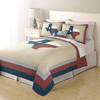 Home Classics® Wesley Texas Quilt