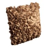 Mina Victory Camel Flower Throw Pillow
