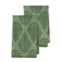 Cuisinart Spice Tree 2 pc Kitchen Towel Set