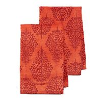 Cuisinart Spice Tree 2 pc Kitchen Towel Set