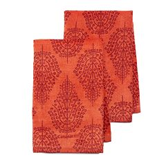 Cuisinart Spice Tree 2-pc. Kitchen Towel Set