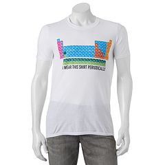 Men's I Wear This Shirt Periodically Tee