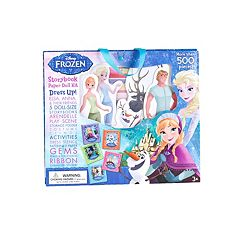 Disney's Frozen Paper Doll Kit