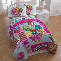 Shopkins Twin / Full Comforter