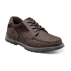 Nunn Bush Plover Men's Oxford Moc Toe Casual Shoes