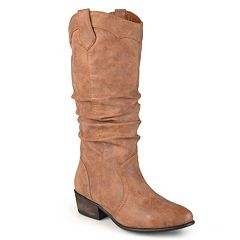 Journee Collection Women's Slouch Boots