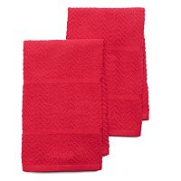 Cuisinart Chevron 2 pc Kitchen Towel Set