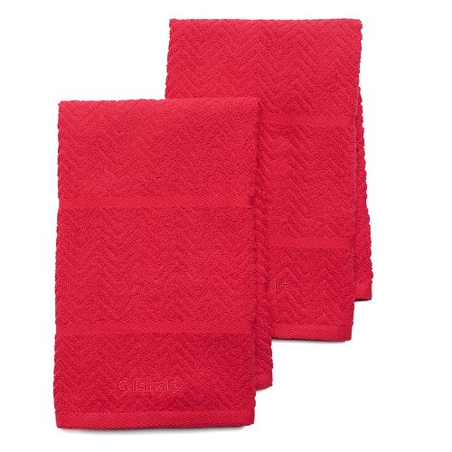 Cuisinart Chevron 2-pc. Kitchen Towel Set