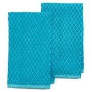 Cuisinart Diamond 2 pc Kitchen Towel Set