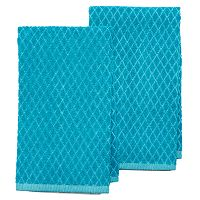 Cuisinart Diamond 2 pc Kitchen Towel Set