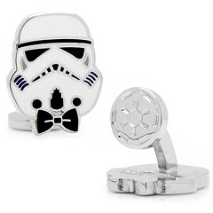 Star Wars Storm Trooper Cuff Links