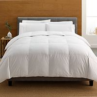 Cuddl Duds 450-Thread Count Level 5 Down Comforter