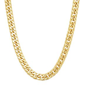 curb chain jewelry black necklace fairhaven