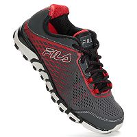 FILA® Memory Mechanic 4 Energized Boys' Athletic Shoes