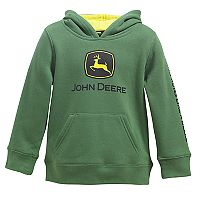 John Deere Logo Hoodie - Toddler Boy