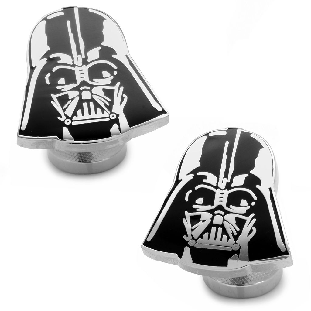 Star Wars Darth Vader Cuff Links