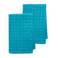 Cuisinart Sculpted Circles 2-pc. Kitchen Towel Set