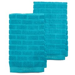 Cuisinart Sculpted Subway Tile 2-pc. Kitchen Towel Set