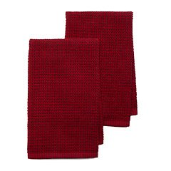 Cuisinart Two-Tone 2 pc Kitchen Towel Set