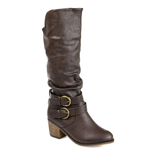 e0b73b8d820 Journee Collection Late Women's Slouch Boots