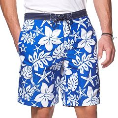 Men's Indianapolis Colts  Royal Blue First Down Boardshorts