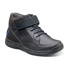 Nunn Bush Heritage Jr. Boys' Moc Toe Casual Boots by