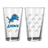 NFL 2-pc. Pint Glass Set