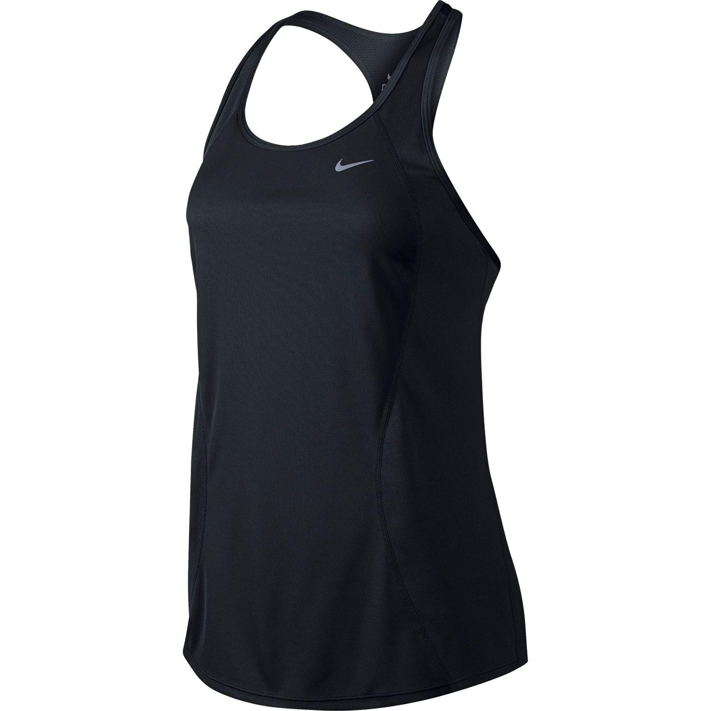 Womens Nike Racer Dri-FIT Scoopneck Racerback Running Tank