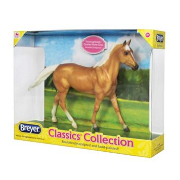 Breyer Classics Palomino Thoroughbred Quarter Horse Cross