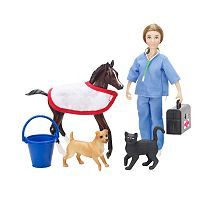 Breyer Classics Veterinarian Care Set