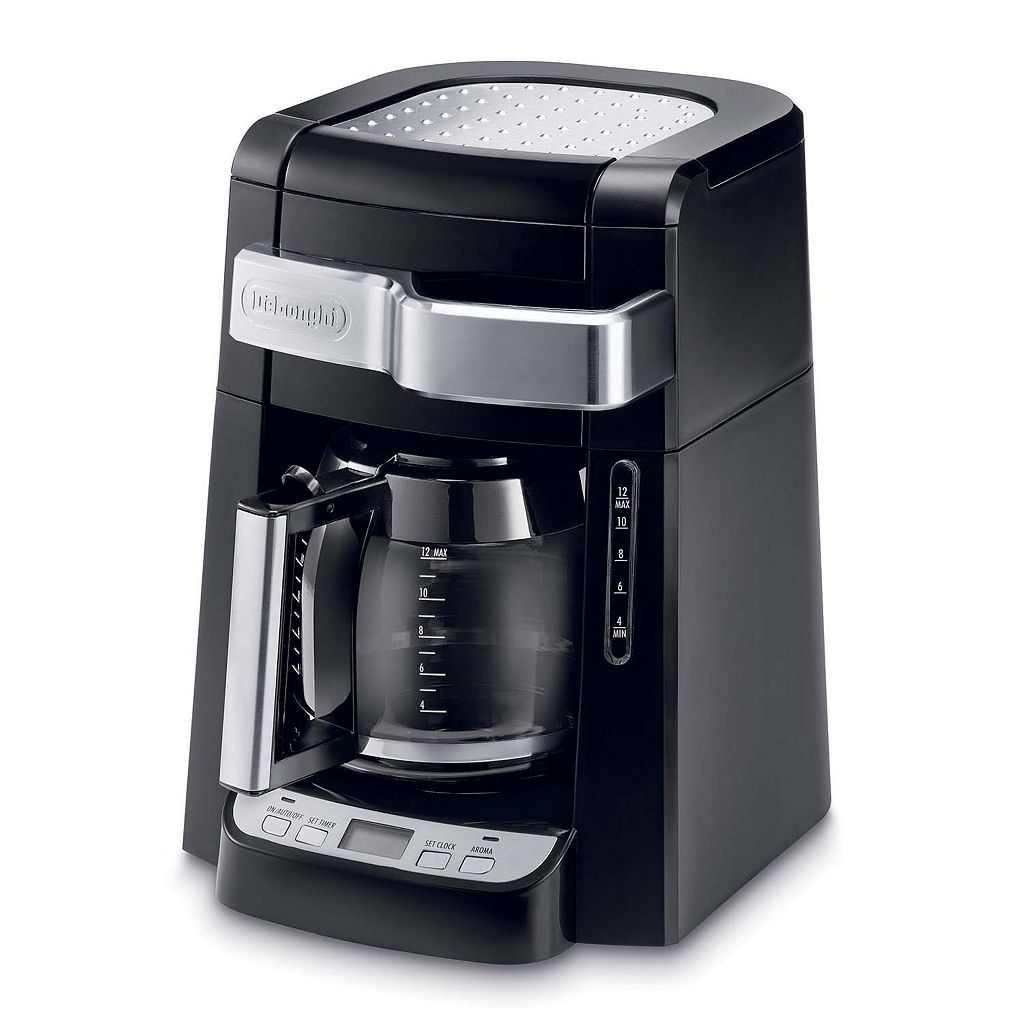 DeLonghi 12-Cup Programmable Coffee Maker