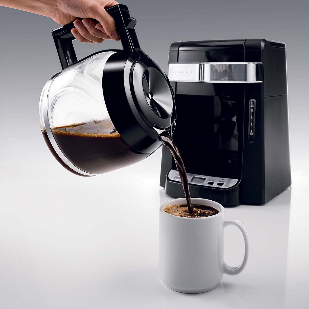 DeLonghi 12-Cup Programmable Coffee Maker
