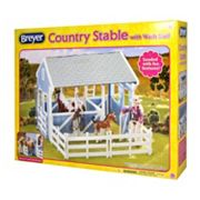 Breyer Classics Country Stable & Wash Stall