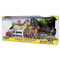 Breyer Classics Sport Horse Family Set