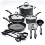 Cuisinart 13 pc Hard-Anodized Nonstick Aluminum Cookware Set