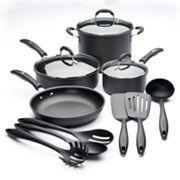 Cuisinart 13 pc Hard-Anodized Nonstick Aluminum Cookware Set