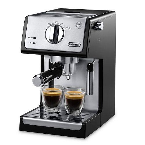 Delonghi Stainless Steel Pump Espresso Machine