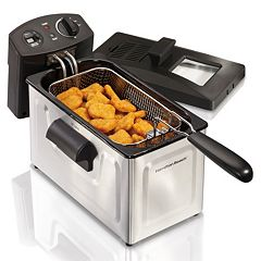 Hamilton Beach 3-qt. Deep Fryer