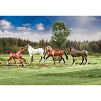 Breyer Stablemates Super Sporty Horse Set