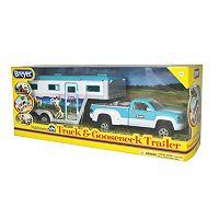 Breyer Stablemates Truck & Gooseneck Horse Trailer