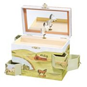 Breyer Enchantmints Hideaway Horse Music & Treasure Box